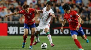 Южная Корея-Португалия