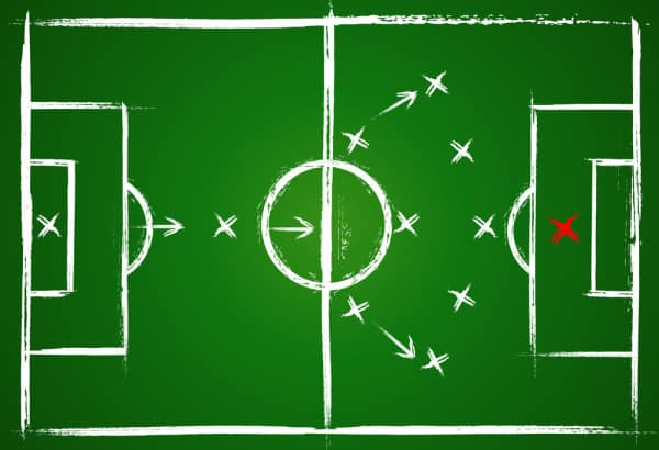 Стратегии ставок лайв на футбол