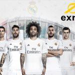 Валютный брокер Exness и Реал Мадрид стали партнерами