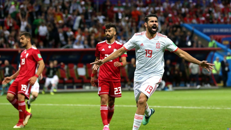 Прогноз и ставки на матч плей-офф ЧМ-2018 Испания - Россия. 01.07.2018