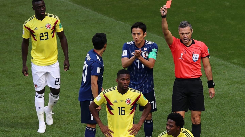 Колумбия на ЧМ-2018