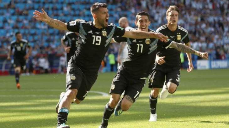 Сборная Аргентины на ЧМ-2018