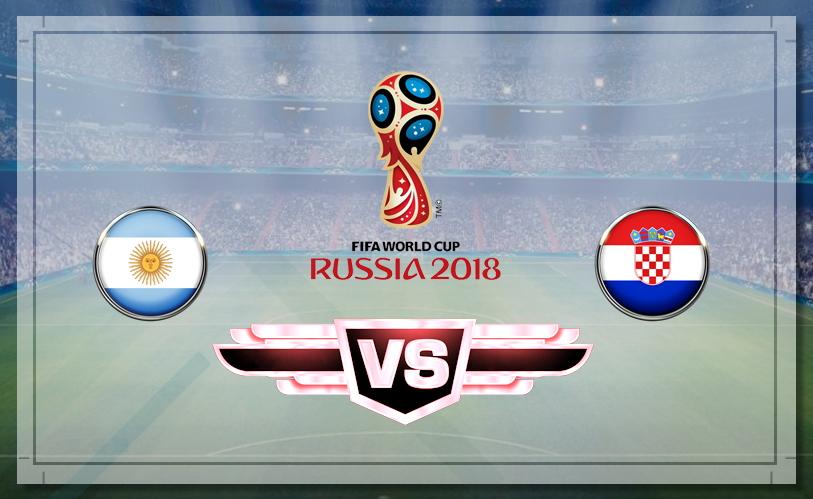 Прогноз и ставки на матч ЧМ-2018 Аргентина - Хорватия. 21.06.2018