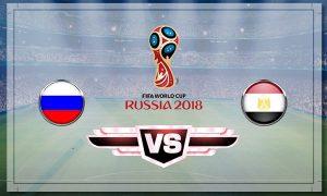 Россия — Египет. 19.06.2018 Прогноз и ставки на ЧМ-2018
