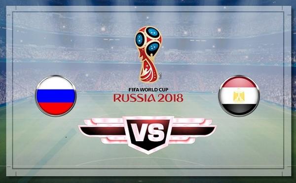 Прогноз и ставки на матч ЧМ-2018: Россия - Египет. 19.06.2018