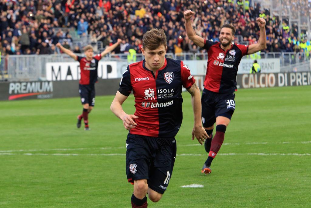 16 сентября 2018. Кальяри - Милан Серия А