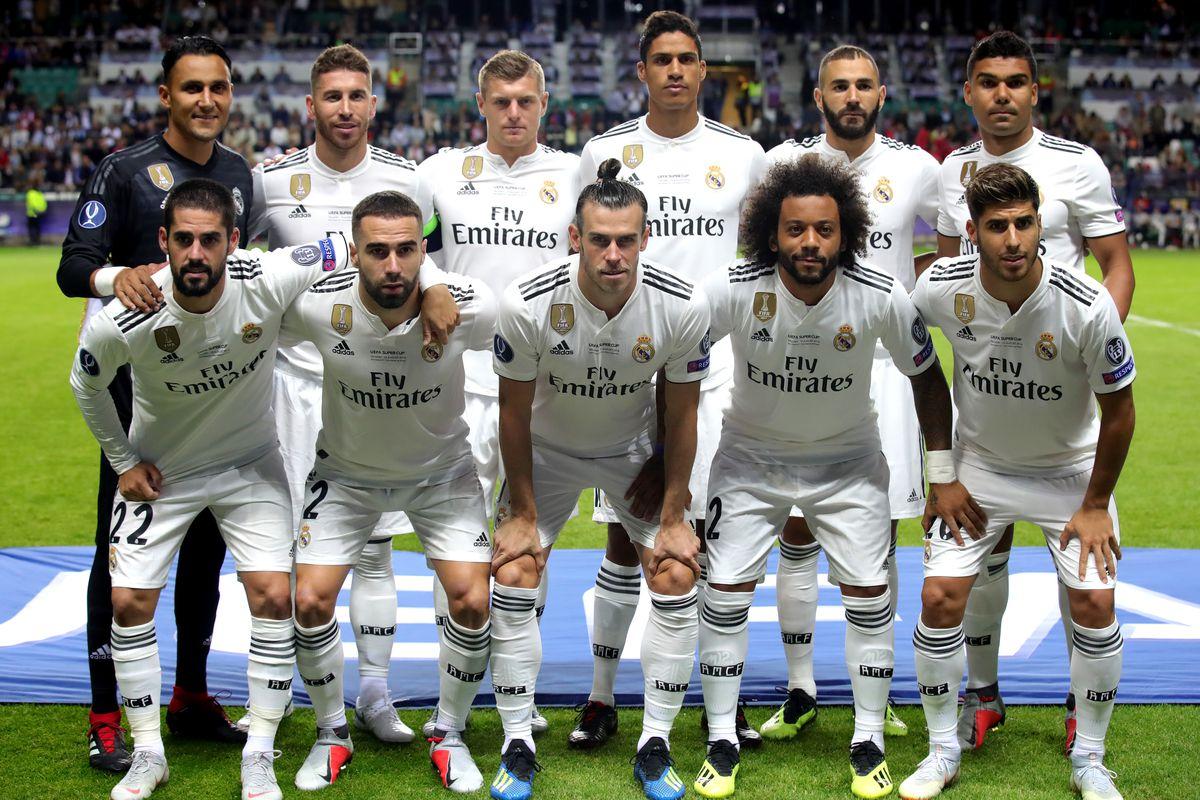 19.09.18 Лига Чемпионов. Реал - Рома