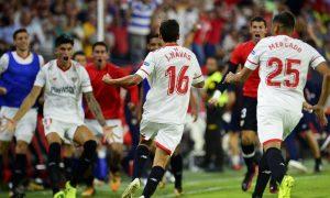 Севилья — Реал. Прогноз на матч 26 сентября 2018. Чемпионат Испании