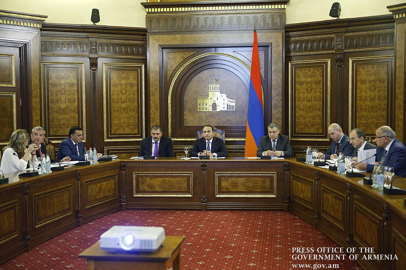 Армения планирует создать 4 новые игорные зоны