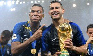 Франция — Германия. Прогноз на матч 16 октября 2018. Лига Наций