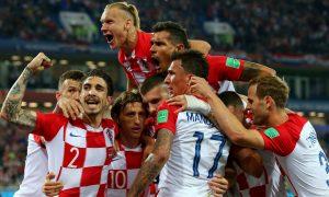 Хорватия — Англия. Прогноз на матч 12 октября 2018. Лига Наций