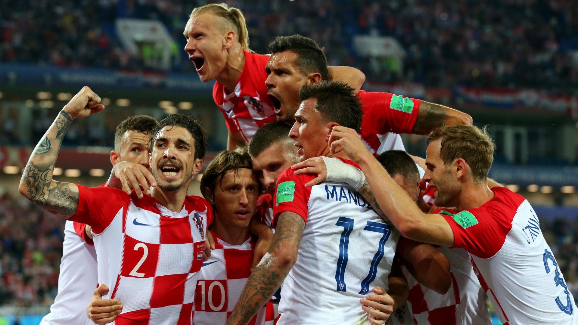 Сборная Хорватии