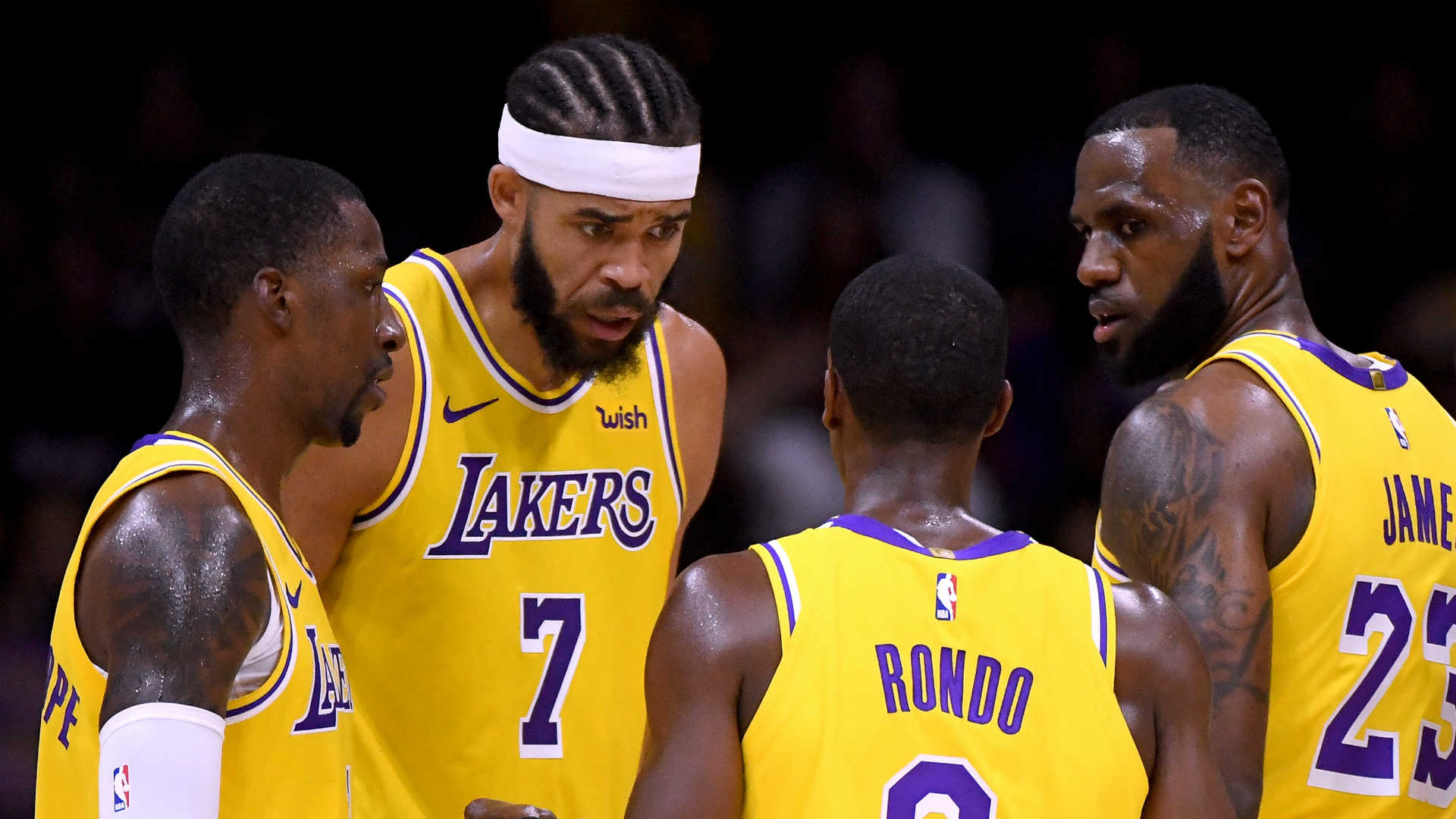 Лейкерс — Хьюстон. Прогноз на матч 21 октября 2018. НБА