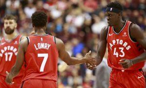 Торонто — Кливленд. Прогноз на матч 18 октября 2018. НБА