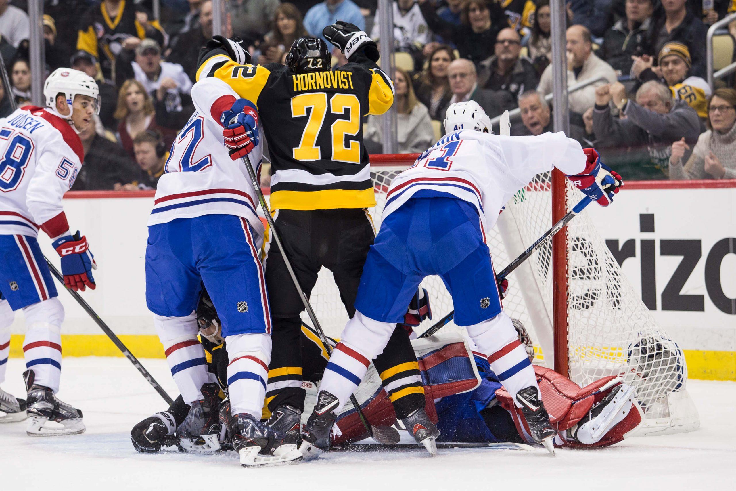 Питтсбург — Монреаль. Прогноз на 7 октября 2018. НХЛ