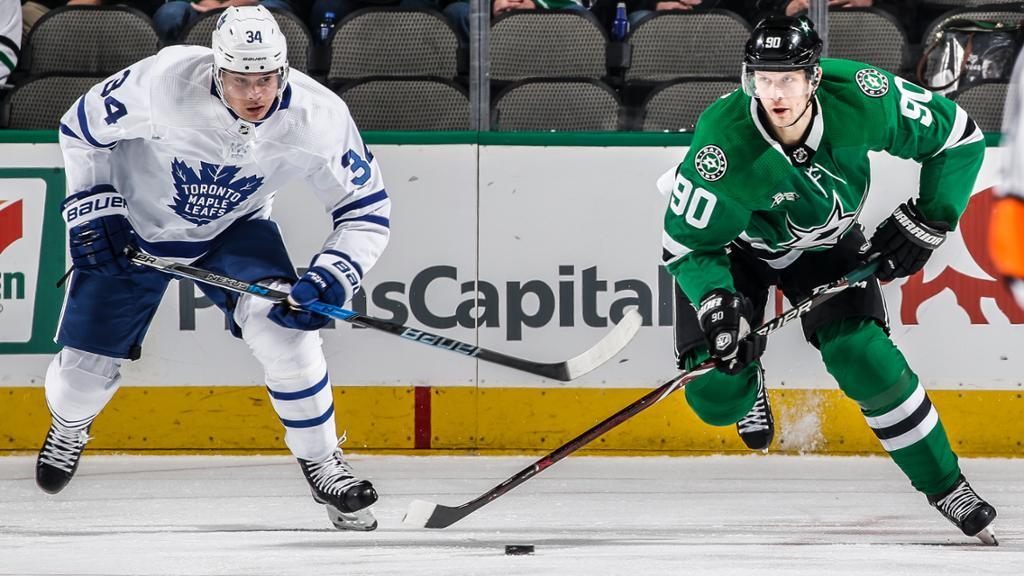 Даллас — Торонто. Прогноз на 10.10.18. НХЛ