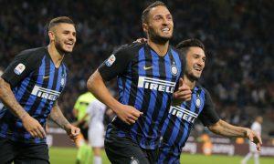 Рома — Интер. Прогноз на матч 2 декабря 2018. Чемпионат Италии
