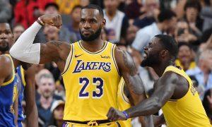 Лейкерс — Торонто. Прогноз на матч 5 ноября 2018. НБА