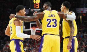 Лейкерс — Юта. Прогноз на матч 24 ноября 2018. НБА