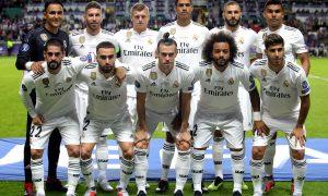Реал — Валенсия. Прогноз на матч чемпионата Испании 01.12.2018