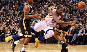 Торонто — Голден Стэйт. Прогноз на 30 ноября 2018. НБА