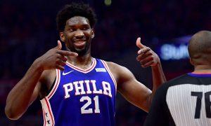 Филадельфия — Мемфис. Прогноз на матч 3 декабря 2018. НБА