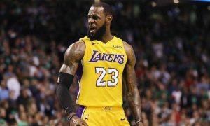 Голден Стэйт — Лейкерс. Прогноз на матч 26 декабря 2018. НБА