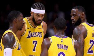 Бруклин — Лейкерс. Прогноз на матч 19 декабря 2018. НБА