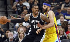 Лейкерс — Сан-Антонио. Прогноз на матч 6 декабря 2018. НБА