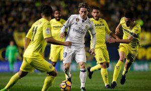 Вильярреал — Реал. Прогноз на матч 3 января 2019. Чемпионат Испании