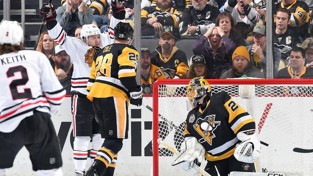 Чикаго — Питтсбург. Прогноз на 13 декабря 2018. НХЛ