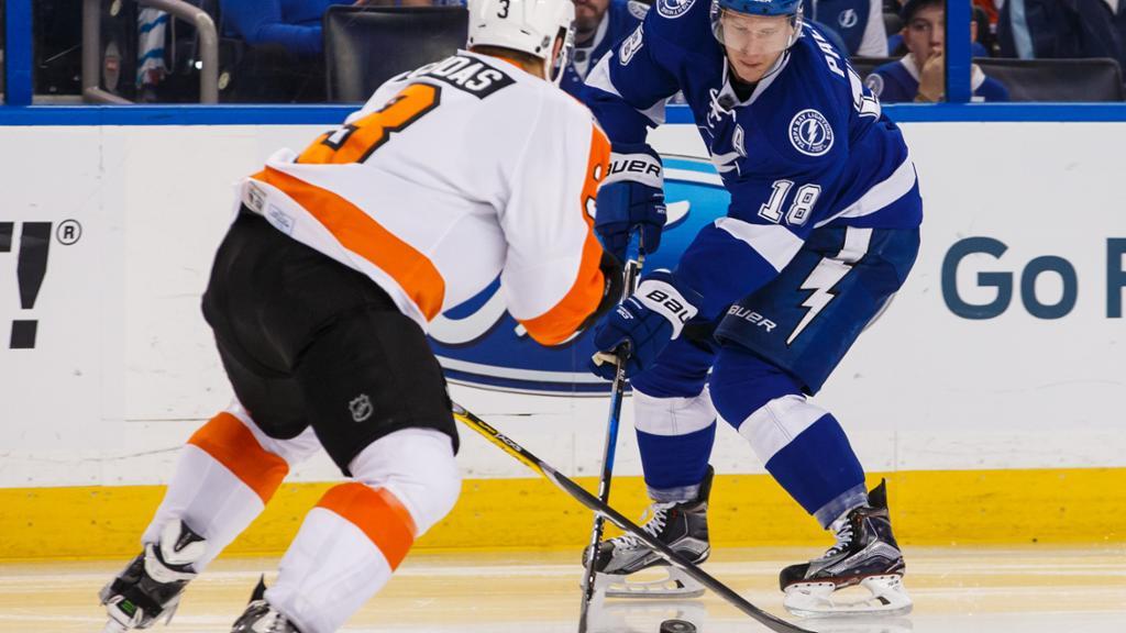 Тампа-Бэй — Филадельфия. Прогноз на 28 декабря 2018. НХЛ