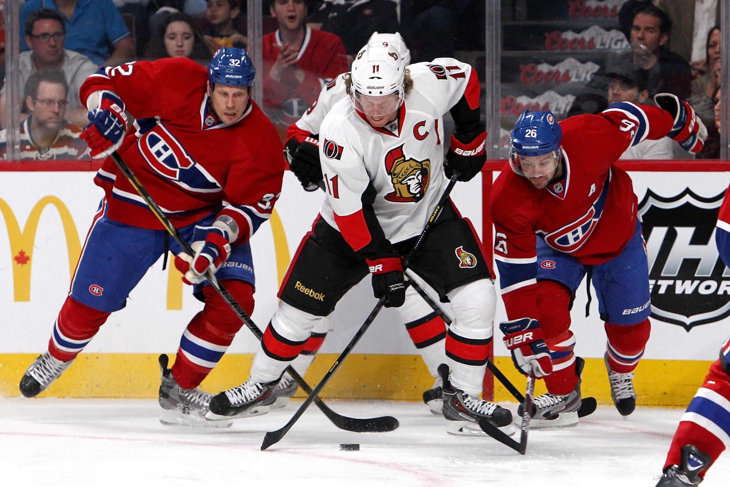 Монреаль — Оттава. Прогноз на 5 декабря 2018. НХЛ
