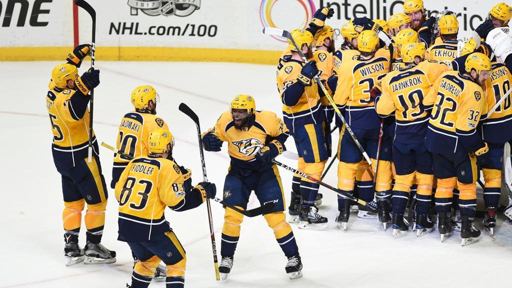 Нэшвилл — Баффало. Прогноз на 04.12.18. НХЛ