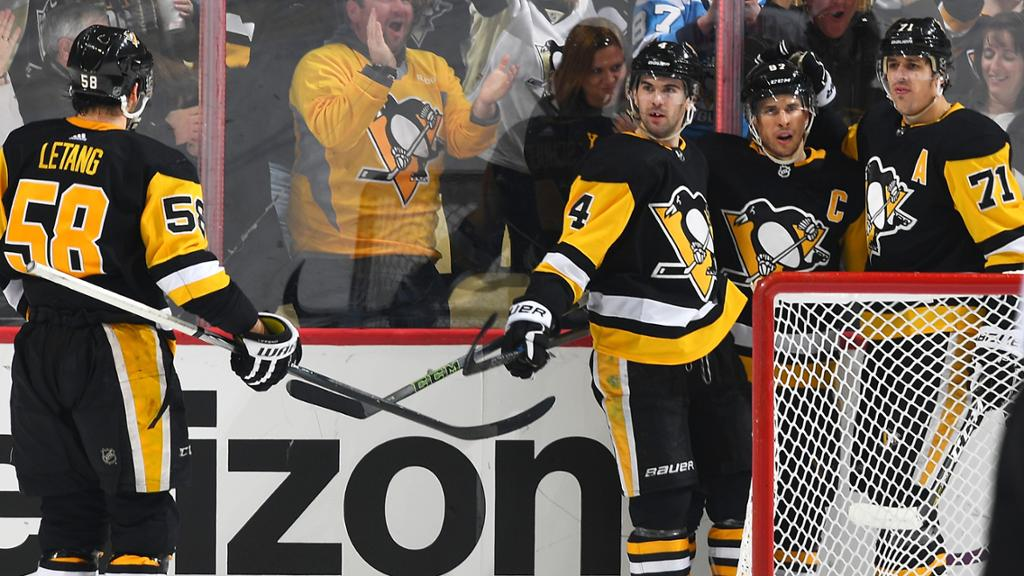 Питтсбург — Айлендерс. Прогноз на 07 декабря 2018. НХЛ