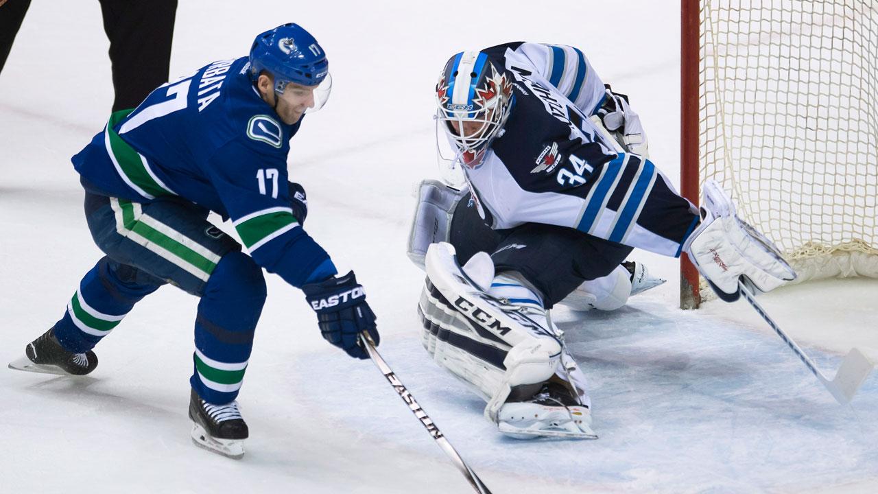 Ванкувер — Виннипег. Прогноз на 23 декабря 2018. НХЛ