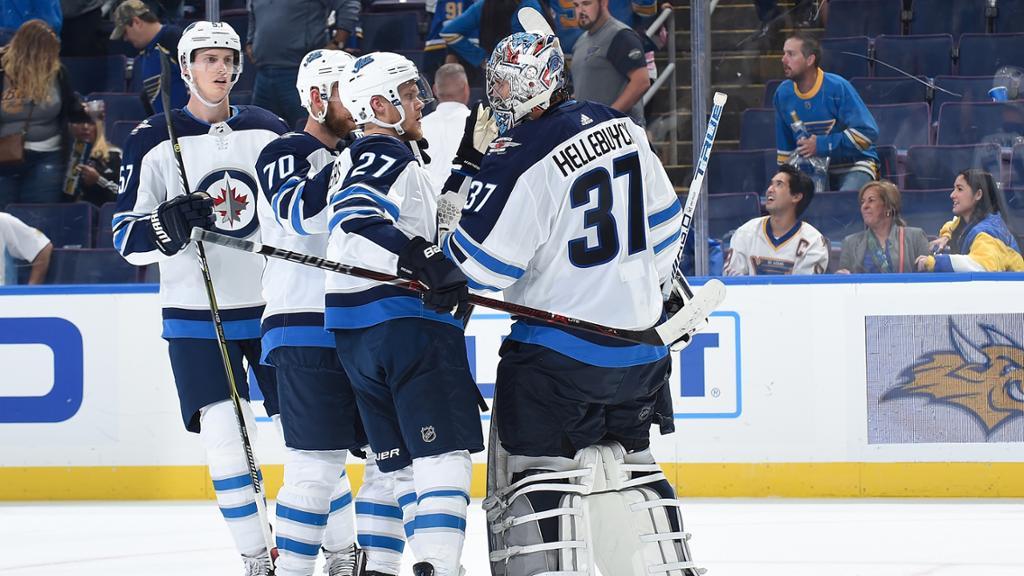 Виннипег — Сент-Луис. Прогноз на 08 декабря 2018. НХЛ