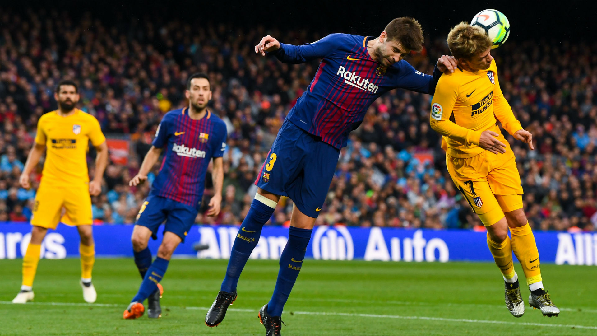 Прогноз на 30.01.2019. Барселона - Севилья