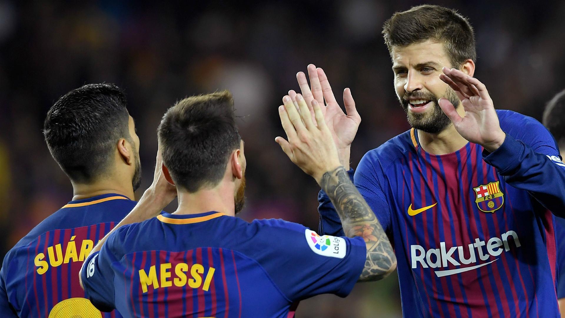 Прогноз на 17.01.2019. Барселона - Леванте