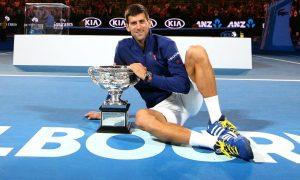 Новак Джокович — Жо-Вильфрид Цонга. Прогноз на матч 17 января 2019. Australian Open