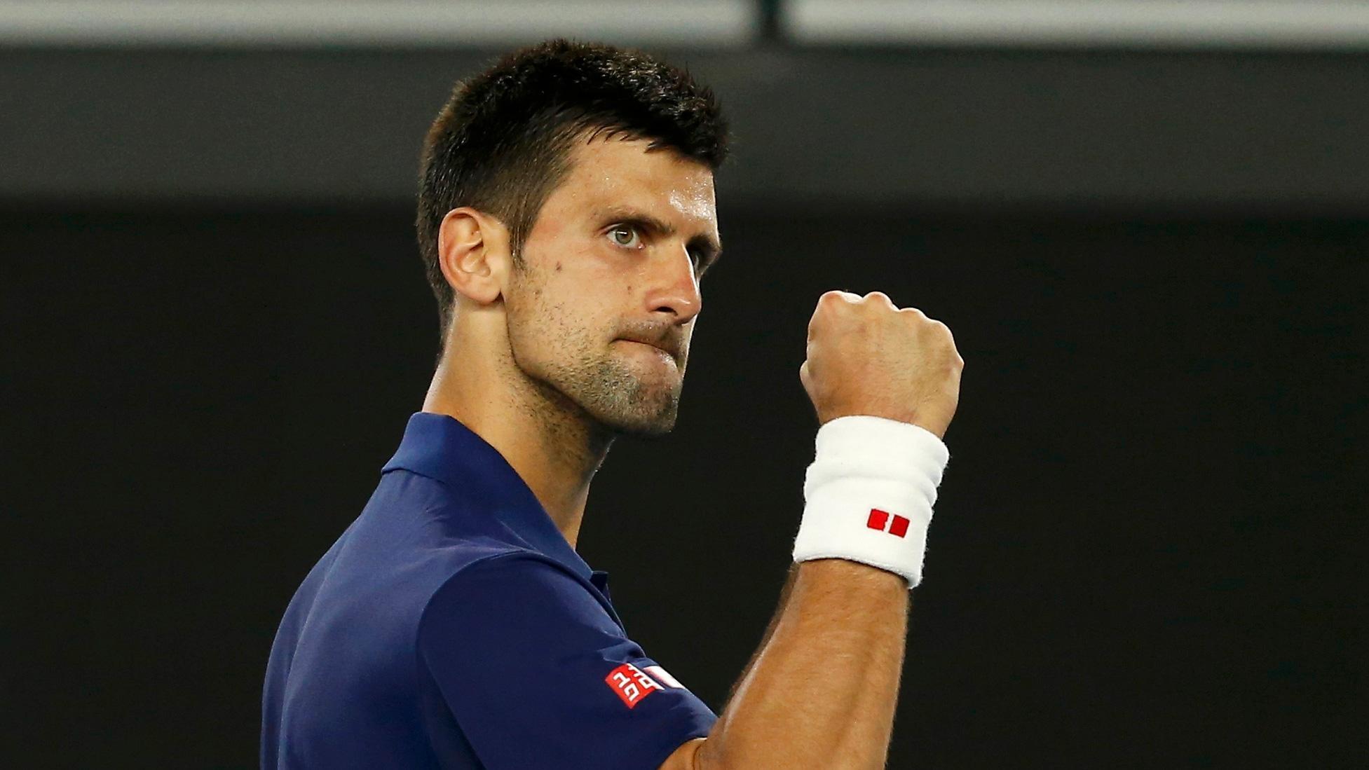 Новак Джокович - Лукас Пуиль. Прогноз на 25 января 2019. Australian Open