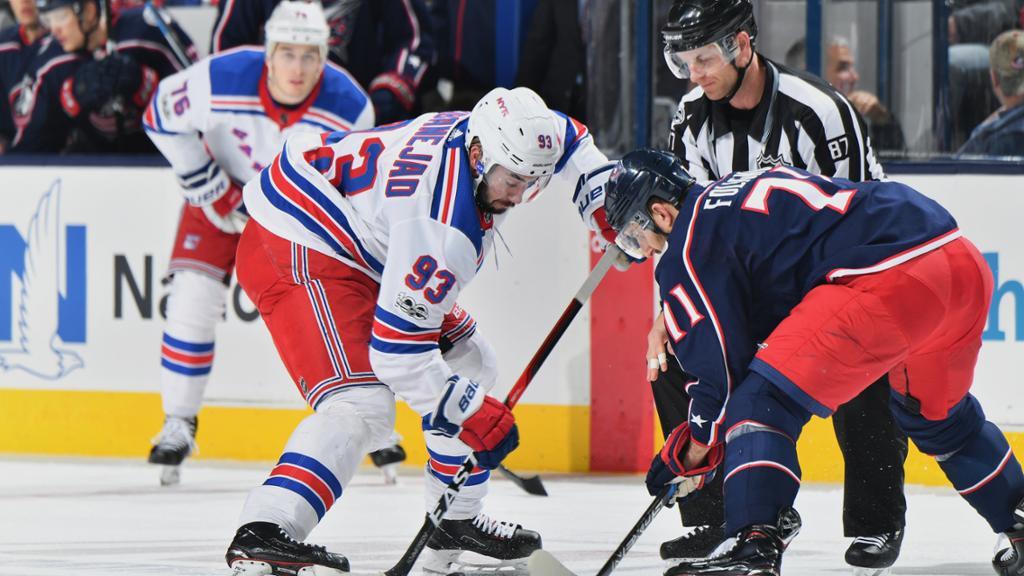 Коламбус - Рейнджерс. Прогноз на 14 января 2019. НХЛ