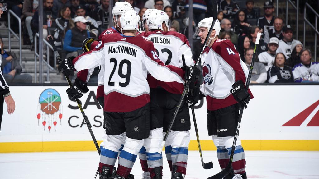Колорадо — Лос-Анджелес. Прогноз на 19 января 2019. НХЛ
