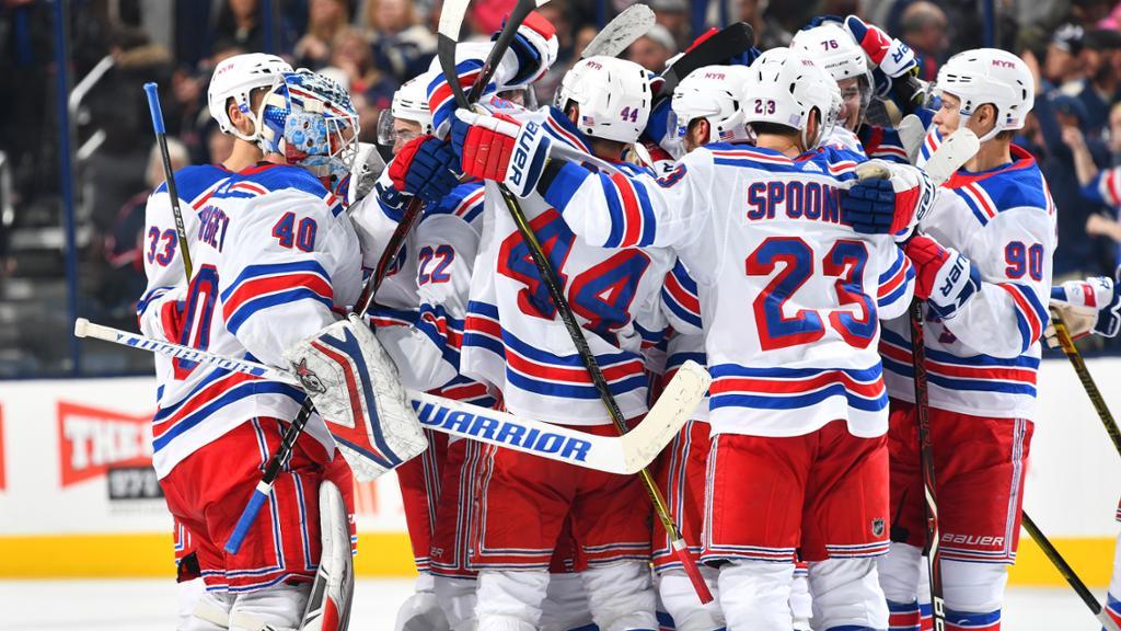 Коламбус — Рейнджерс. Прогноз на 14 января 2019. НХЛ