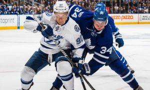Тампа-Бэй — Торонто. Прогноз на 18 января 2019. НХЛ