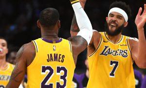 Новый Орлеан — Лейкерс. Прогноз на матч 24 февраля 2019. НБА