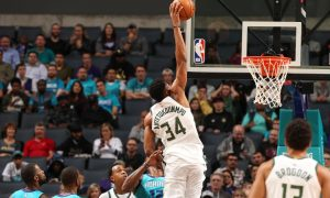 Милуоки — Бостон. Прогноз на матч 22 февраля 2019. НБА