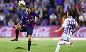 Барселона — Вальядолид. Прогноз на матч 16 февраля 2019. Чемпионат Испании