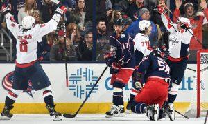 Коламбус — Вашингтон. Прогноз на 13 января 2019. НХЛ