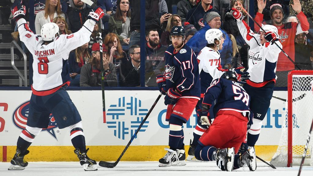 Коламбус - Вашингтон. Прогноз на 13 января 2019. НХЛ